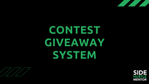 Contest Giveaway System