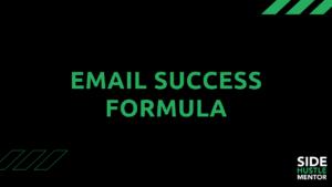 Email Success Formula