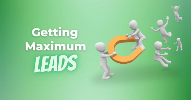 Getting Maximum Leads With A Marketing System